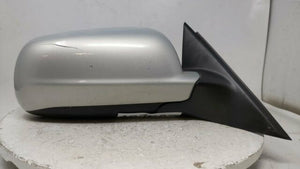 1999 2000 2001 2002 2003 2004 Saab 99 Passenger Right Side View Power Door Mirror Silver 40766 Stock #40766