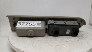 2008 2009 2010 2011 Driver Left Door Master Power Window Switch 37755 Stock #37755 - Oemusedautoparts1.com