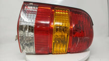 2001 2002 2003 2004 2005 2006 2007 Ford Escape Driver Tail Light Lamp Side Lamp R8s17b01
