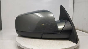 2012 Gmc Terrain Gray Passenger Side Rear View Door Mirror R8s35b07