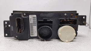 2005-2008 chrysler pacifica ac heater climate control 40418