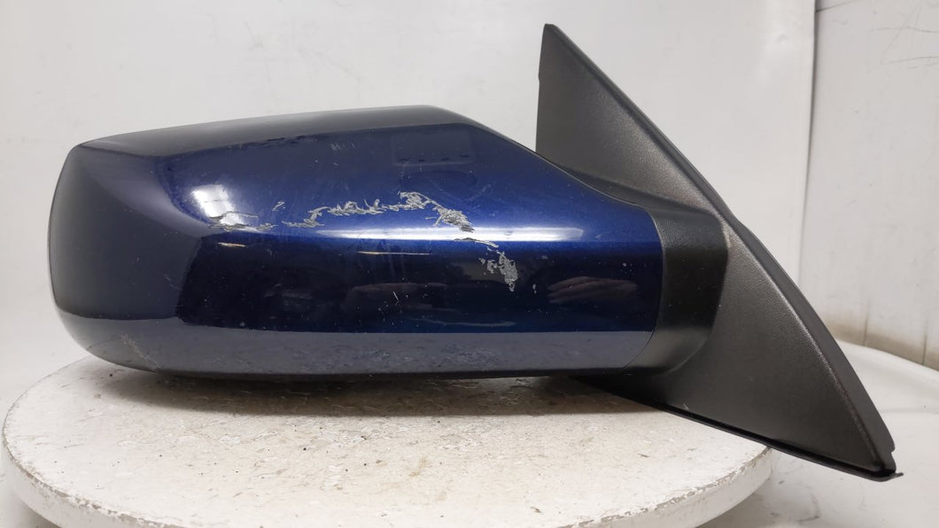 2007-2012 NISSAN ALTIMA Passenger Right Side View Power Door Mirror Blue 41328