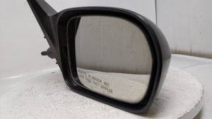 2001-2005 HONDA CIVIC Passenger Right Side View Power Door Mirror Black 41435
