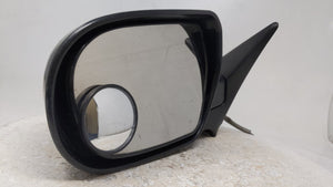 1977-1977 Bmw 630csi Driver Left Side View Power Door Mirror Silver 42822