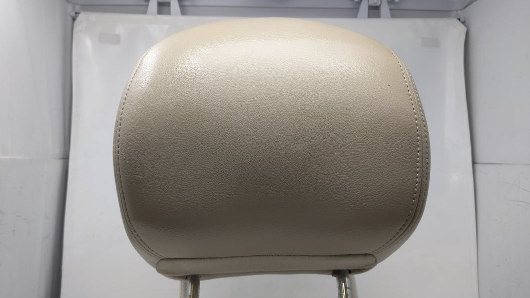 2000-2002 Lincoln Lincoln Headrest Head Rest Front Driver Passenger Tan 43121