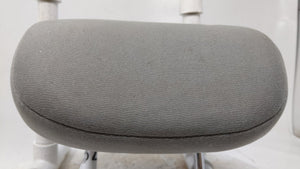 2007-2010 Hyundai Elantra Headrest Head Rest Rear Seat Gray 43781