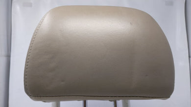 1998 Honda Accord Headrest Head Rest Front Driver Passenger Seat Tan 45330 - Oemusedautoparts1.com