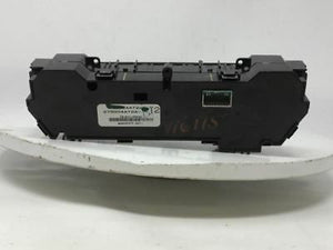 2015 Nissan Sentra Temperature Climate Control Pn:275004at2a W483n - Oemusedautoparts1.com