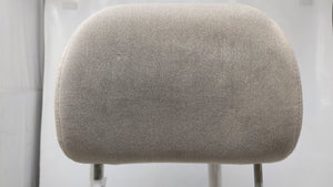 1999-2004 Saab 99 Headrest Head Rest Rear Seat Gray 46454