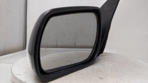 2004-2006 Mazda 3 Driver Left Side View Power Door Mirror Blue 47133 - Oemusedautoparts1.com