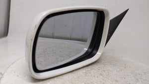 1998-2004 Volkswagen Passat Driver Left Side View Power Door Mirror White 47174 - Oemusedautoparts1.com
