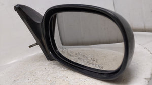 1998-2002 Toyota Corolla Passenger Right Side View Power Door Mirror Black 47189 - Oemusedautoparts1.com