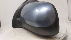 2007-2011 Chevrolet Aveo Driver Left Side View Power Door Mirror Blue 47196 - Oemusedautoparts1.com