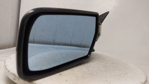 2003-2007 Cadillac Cts Driver Left Side View Power Door Mirror Black 47373 - Oemusedautoparts1.com
