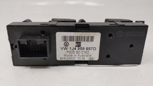 2006-2014 Volkswagen Golf Driver Left Door Master Power Window Switch 47849 - Oemusedautoparts1.com