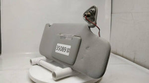 2005 Ford Freestyle Passenger Right Sun Visor Sunvisor Light Grey R9s12b17