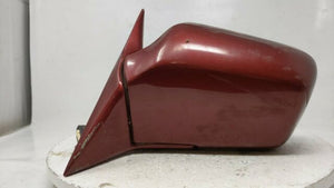 1988 1989 1990 1991 1992 1993 1994 Bmw 750i Driver Left Side View Power Door Mirror Red 40235 Stock #40235