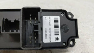 2009 Volvo S60 Driver Left Door Master Power Window Switch 38135 Stock #38135 - Oemusedautoparts1.com