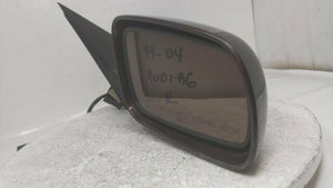 1999 Audi A6 Passenger Right Side View Power Door Mirror Red R8s12b16