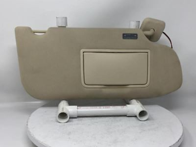 2010 2011 2012 2013 2014 2015 2016 Lincoln Mks Passenger Right Sun Visor Shade Mirror Oem W433f - Oemusedautoparts1.com