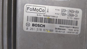 2015-2018 Ford Edge Engine Computer Ecu Pcm Oem G2ga-12a650-bsa 51766 - Oemusedautoparts1.com