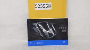 2006 Honda Civic Owners Manual 52556 - Oemusedautoparts1.com