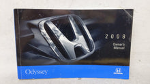 2008 Honda Odyssey Owners Manual 52873 - Oemusedautoparts1.com