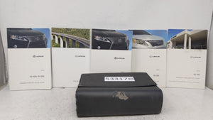 2013 Lexus Rx450h Owners Manual 53317 - Oemusedautoparts1.com