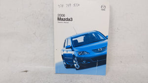2006 Mazda 3 Owners Manual 53337 - Oemusedautoparts1.com
