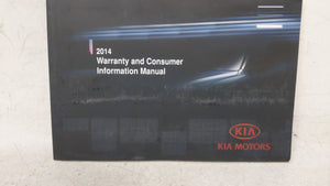 2014 Kia Cadenza Owners Manual 53390 - Oemusedautoparts1.com