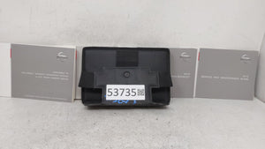2012 Nissan Altima Owners Manual 53735 - Oemusedautoparts1.com