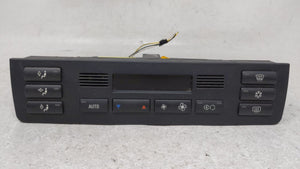 2001-2006 Bmw 330i Ac Heater Climate Control 64.11 6 917 004 53772 - Oemusedautoparts1.com