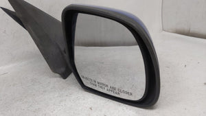 2012-2014 Nissan Versa Passenger Right Side View Power Door Mirror Blue 54019 - Oemusedautoparts1.com