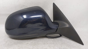 2009-2011 Audi A6 Passenger Right Side View Power Door Mirror Blue 54079 - Oemusedautoparts1.com
