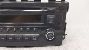 2013-2015 Nissan Altima Am Fm Cd Player Radio Receiver 54315 - Oemusedautoparts1.com