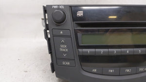 2006-2008 Toyota Rav4 Am Fm Cd Player Radio Receiver 54417 - Oemusedautoparts1.com
