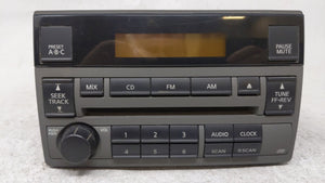 2005-2006 Nissan Altima Am Fm Cd Player Radio Receiver 54466 - Oemusedautoparts1.com