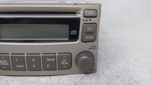 2006-2007 Kia Optima Am Fm Cd Player Radio Receiver 54479 - Oemusedautoparts1.com