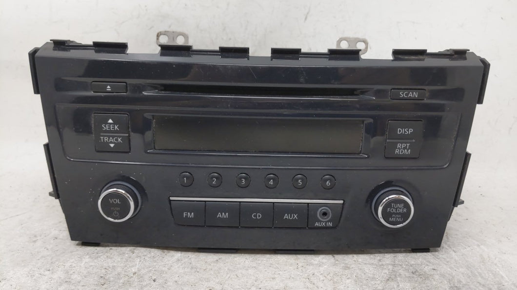 2013-2015 Nissan Altima Am Fm Cd Player Radio Receiver 54564 - Oemusedautoparts1.com