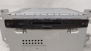 2011-2012 Ford Fusion Am Fm Cd Player Radio Receiver 54584 - Oemusedautoparts1.com