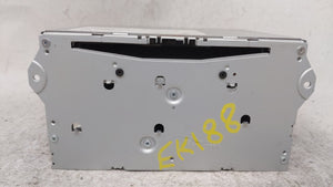 2013-2014 Nissan Pathfinder Am Fm Cd Player Radio Receiver 54605 - Oemusedautoparts1.com