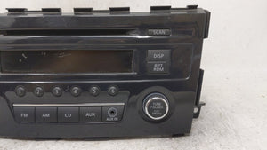 2013-2015 Nissan Altima Am Fm Cd Player Radio Receiver 54609 - Oemusedautoparts1.com
