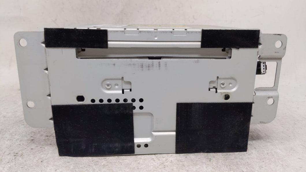 2009-2009 Ford Focus Am Fm Cd Player Radio Receiver 54663 - Oemusedautoparts1.com