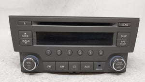 2013-2014 Nissan Sentra Am Fm Cd Player Radio Receiver 54782 - Oemusedautoparts1.com