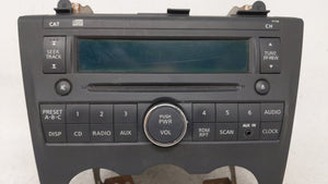 2007-2009 Nissan Altima Am Fm Cd Player Radio Receiver 54851 - Oemusedautoparts1.com