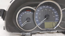 2014-2016 Toyota Corolla Speedometer Instrument Cluster Gauges 54905 - Oemusedautoparts1.com