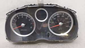 2010-2010 Nissan Sentra Speedometer Instrument Cluster Gauges 24810zt70a 54921 - Oemusedautoparts1.com