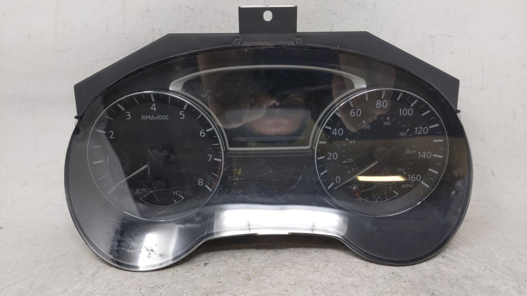 2016-2017 Nissan Altima Speedometer Instrument Cluster Gauges 24810 9hs8b 54935 - Oemusedautoparts1.com