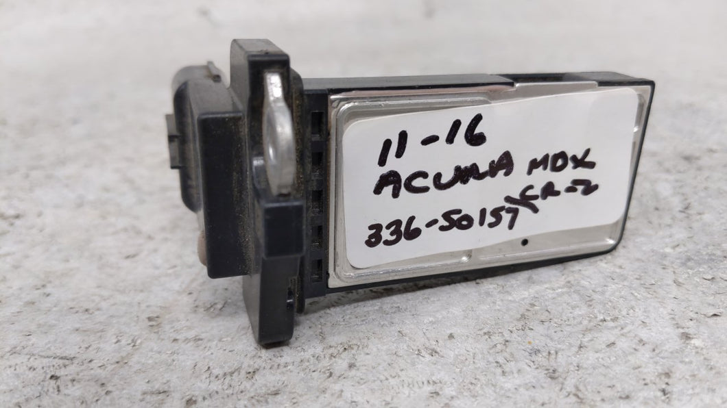 2014-2018 Acura Mdx Mass Air Flow Meter Maf 55156 - Oemusedautoparts1.com