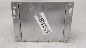 1999 Lincoln Navigator Radio Speaker Amplifier F8of-18c808-ba 55188 - Oemusedautoparts1.com